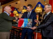Bouwgroep Uden verdeelt weer 10 mille onder goede doelen