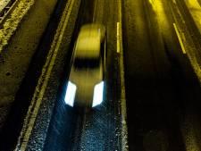 Automobilist (18) rijdt met 207 km per uur over besneeuwde rijbaan