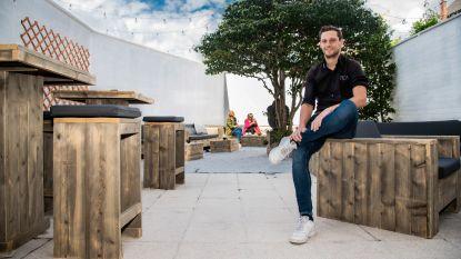 """De eerste zomer van Wolf in bar STECA: """"Tijd gehad om zalig zomers loungeterras uit te bouwen"""""""