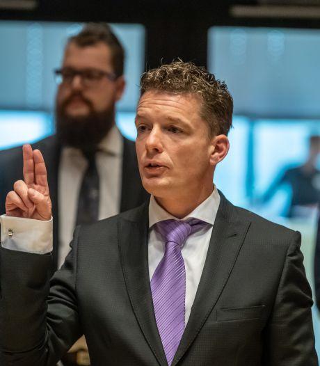 FvD Overijssel dreigde met breuk als partijtop niet hard zou ingrijpen na extremisme: 'De maat was vol'