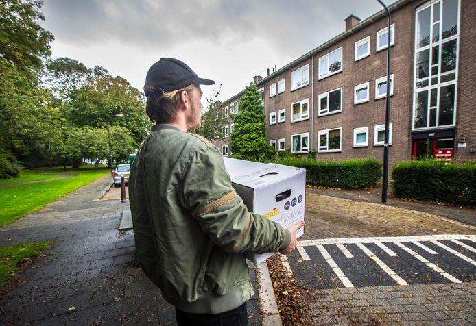 Inwoners van de regio Den Haag die op zoek zijn naar een sociale huurwoning moeten gemiddeld ruim zes jaar wachten.