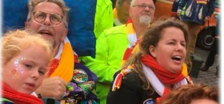 WensAmbulance laat Mari van Iersel elfde van de elfde vieren in Oeteldonk