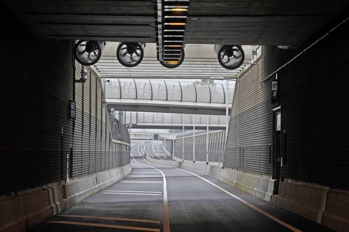 De tunnel in Nijverdal wordt in de nacht van donderdag op vrijdag afgesloten voor het verkeer.