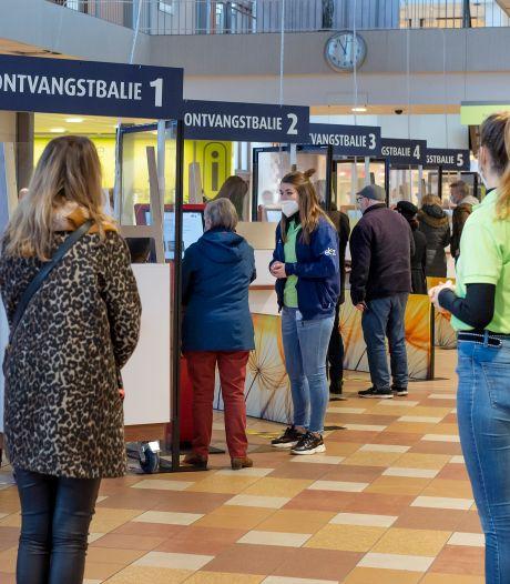 ETZ temt drukte: 'Nieuwe ontvangstbalies werken goed'