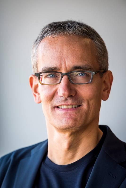 Maximo Ibarra, CEO van KPN.