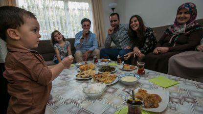 Einde ramadan nadert, moslims kijken uit naar drie dagen feest