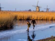 Nog één keer schaatsen op natuurijs deze winter? Het is erop of eronder deze week