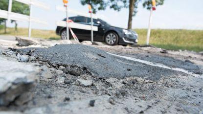 Minder claims, maar schade door slechte wegen kost overheid nog altijd 186.000 euro
