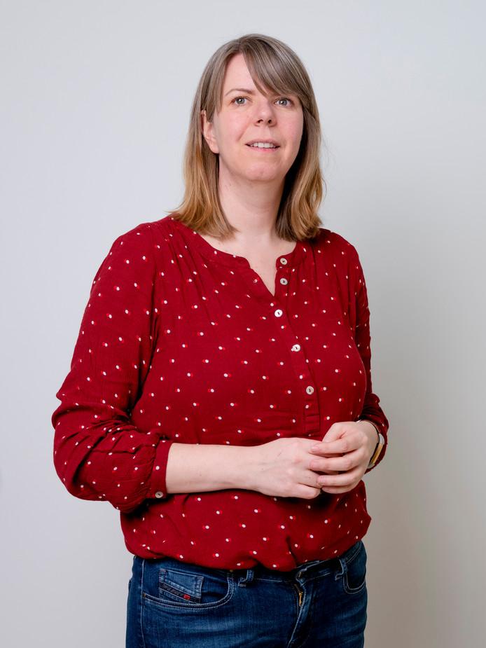 Chantal van der Leest.