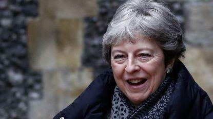Een weekje krijgt May nog van EU, niks meer