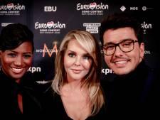 Edsilia en Chantal hopen dat ze mogen blijven als presentatoren: 'O wee als jullie me wegsturen'