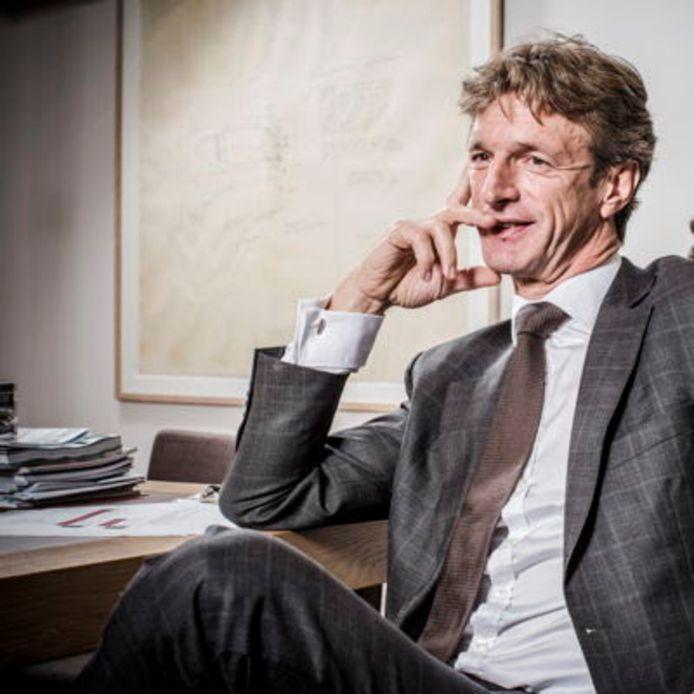 Johan Van Lokeren, CEO van Flying Group.