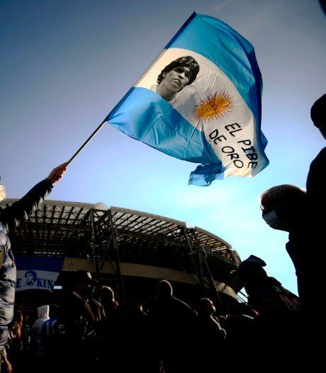 L'ultime hommage napolitain: San Paolo devient le Stade Diego Armando Maradona