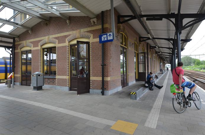 Station Geldermalsen.