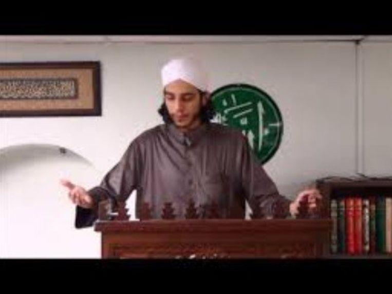 Yussuf El Gbouri werkte in verschillende Antwerpse moskeeën.