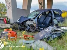 Man (33) uit Den Haag overleden na botsing in Numansdorp