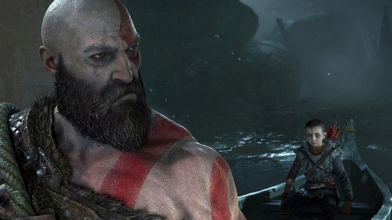 God of War Beeld Sony