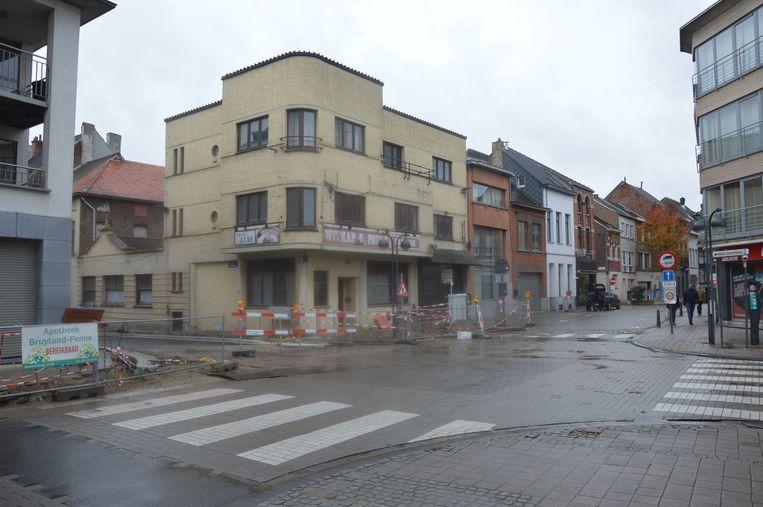 Kruispunt Passage, in het centrum van Ninove, is vanaf maandag afgesloten voor verkeer.