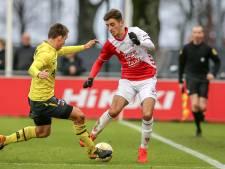 Jong FC Utrecht begint 2019 in mineur tegen Jong AZ