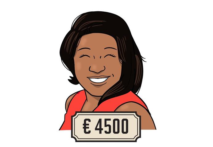 Audrey (52) werkt als zelfstandige human resource manager. Daarnaast is ze loopbaanadviseur en auteur.