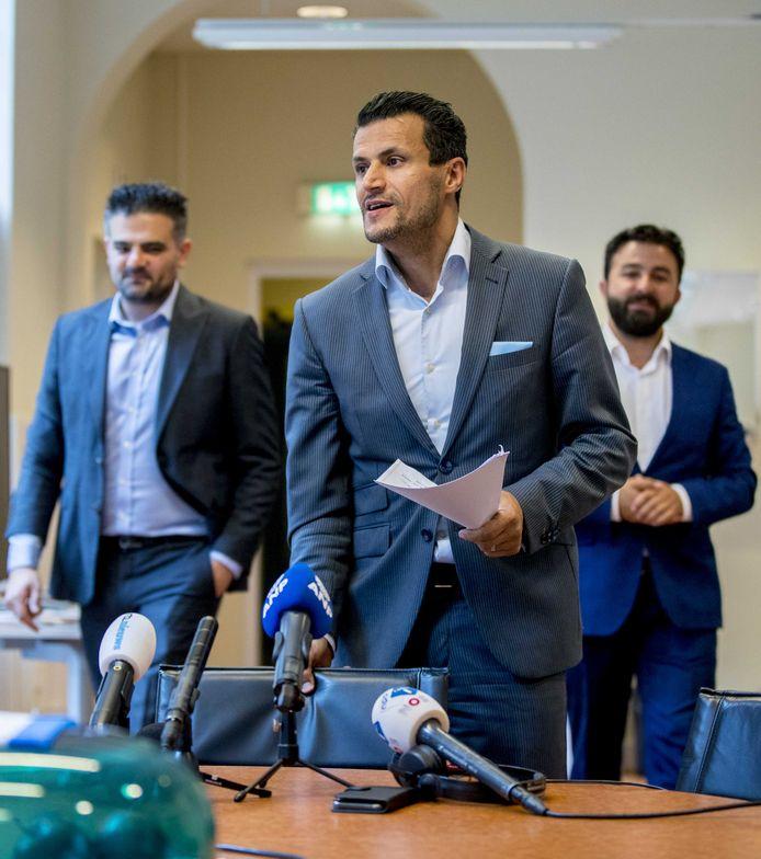 Twee aangiften om nepnieuwsrel Denk | Politiek | gelderlander.nl