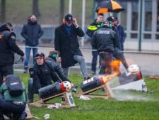 Carbidschieten in Staphorst gaat gewoon door dit jaar: 'Het is traditie'