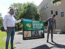 Hof van Eckberge in Eibergen officieel Nederlands 67ste dierentuin