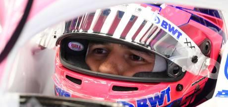 Racing Point-teambaas Szafnauer: Pérez voor 99 procent zeker terug bij GP Spanje