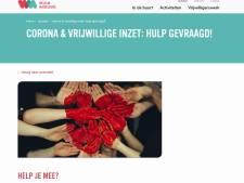 Hulp nodig of wil je iemand helpen? Welzijn Middelburg coördineert coronahulp