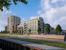 Groen licht voor bouw 125 appartementen op het uiterste puntje van Waterfront in Harderwijk