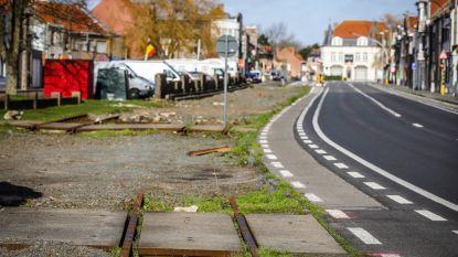 Oude trambedding in Lombardsijde wordt omgevormd tot fietspad: werken starten op 17 februari