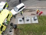Gewapende man rijdt in Oslo met ambulance mensen aan