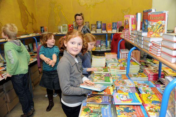Archiefbeeld kinderboekenbeurs