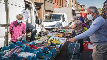 "Liedekerkse markt wordt in drie gesplitst: ""Elk deel krijgt aparte in- en uitgang"""