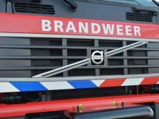 Brand in bedrijf aan Oudenstraat in Tilburg snel onder controle