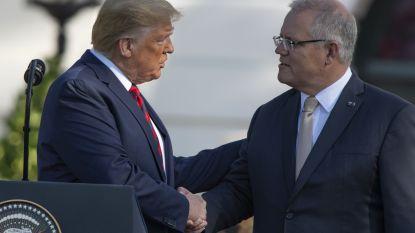 Trump vroeg hulp aan Australische premier om Mueller-onderzoek te counteren
