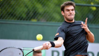 Germain Gigounon, pas gestopt met tennissen, vervoegt team rond Yanina Wickmayer