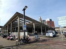 Bewakingscamera's Stationsplein Enschede al maanden buiten werking