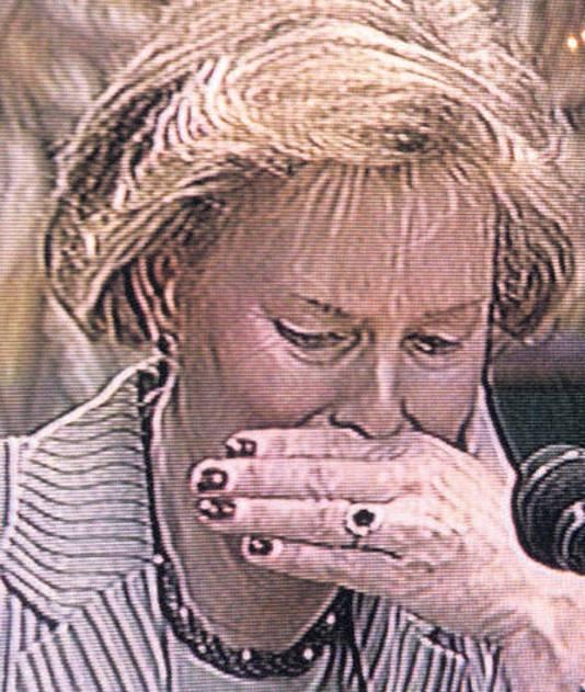 Ook Hanja Maij-Weggen (Bijlmerramp) houdt het niet droog.