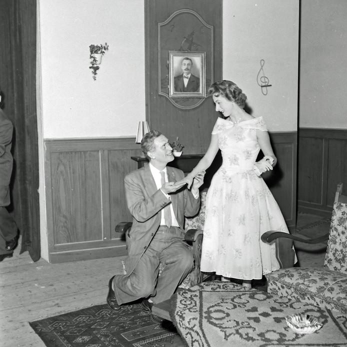 Ariëns Toneel in 1957