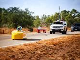 Solar Team Twente bezig met spectaculaire inhaalrace in Australië