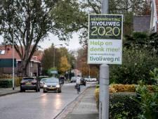 Werkzaamheden Tivoliweg duren iets langer door coronavirus