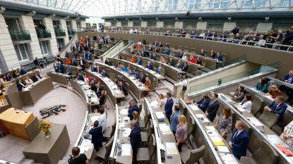 Compromis in de maak over plaatsverdeling in Vlaams parlement?