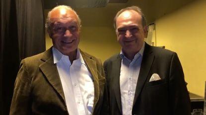 """Jacques Vermeire en Luc Verschueren treden voor het eerst weer samen op: """"We kijken hier zo naar uit"""""""