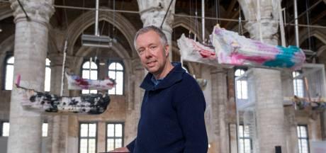 Grote Kerk streamt documentaire over Folkert de Jong