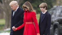 Geheime dienst kan zich levenswandel Trumps niet permitteren en Melania is kop van Jut