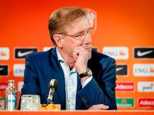 Van Breukelen al na jaar weg bij KNVB: 'Met goed gevoel'