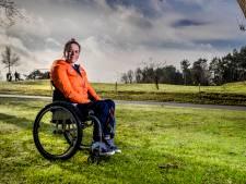 Zitskiester Linda van Impelen uit Emst heeft lef en techniek als grootste wapens op Paralympics