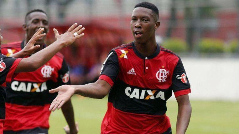Marx Lenin dos Santos Gonsalves heeft een driejarig contract getekend bij FC Akron in Toljatti. Beeld