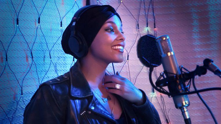 Alicia Keys in de serie Song Exploder op Netflix. Beeld Netflix